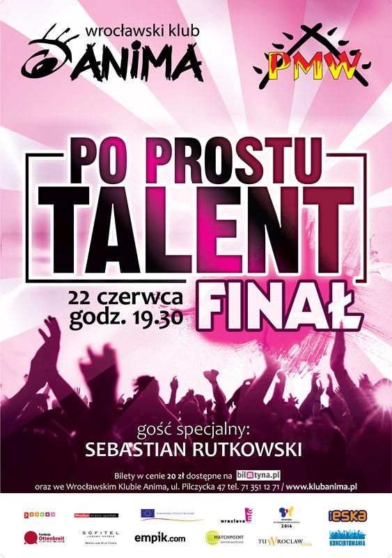 Finał programu PO PROSTU TALENT!