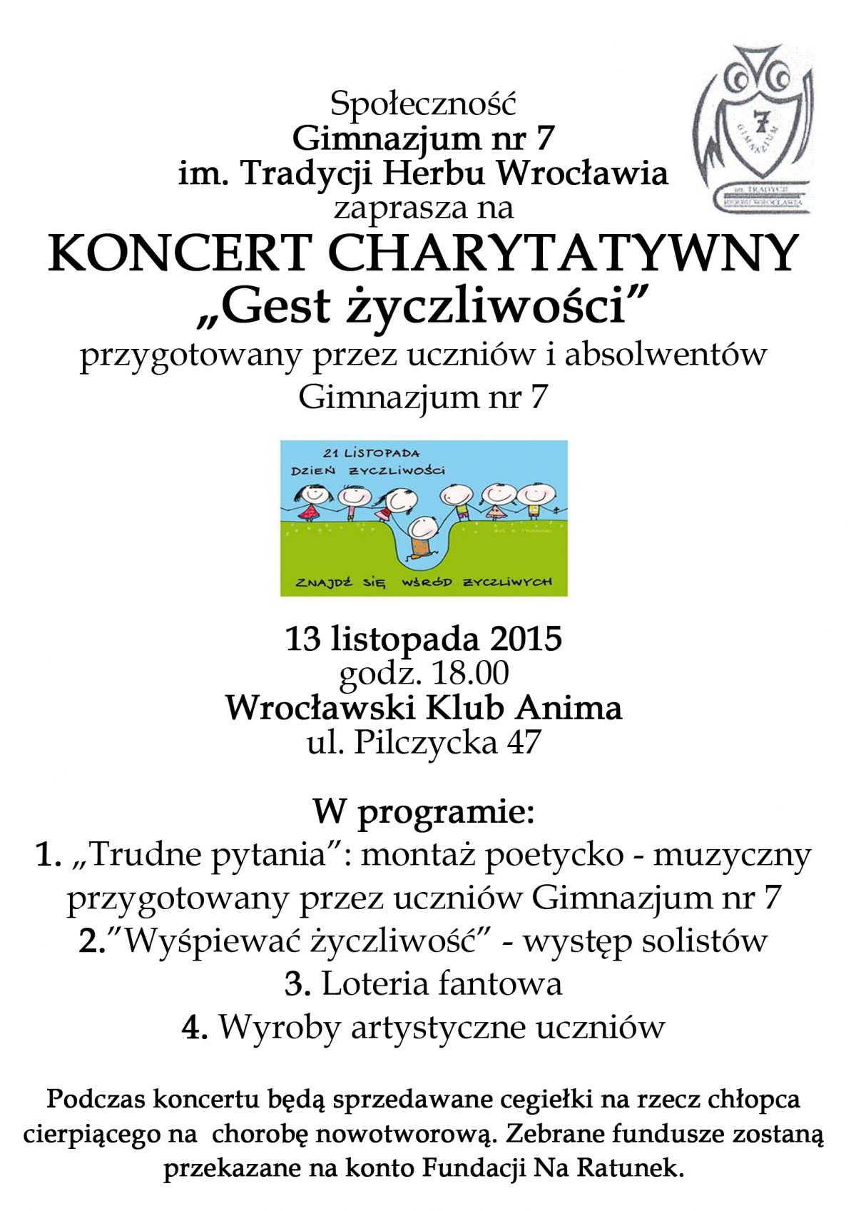 Koncert Charytatywny