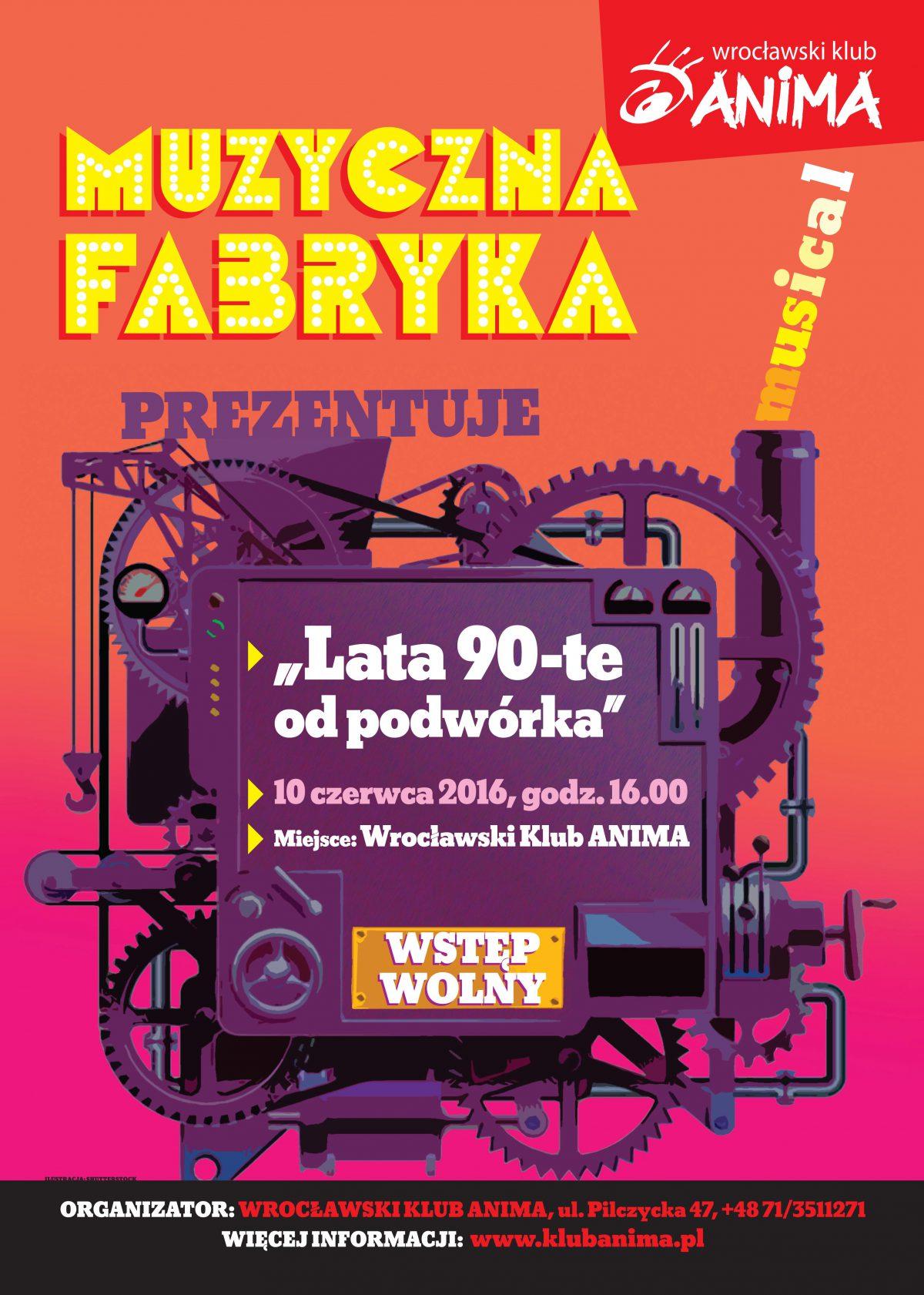 """Premiera Musicalu """"Lata 90-te od podwórka"""""""