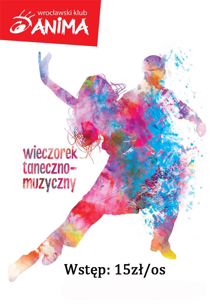 Wieczorek muzyczno-taneczny 15.12.2017