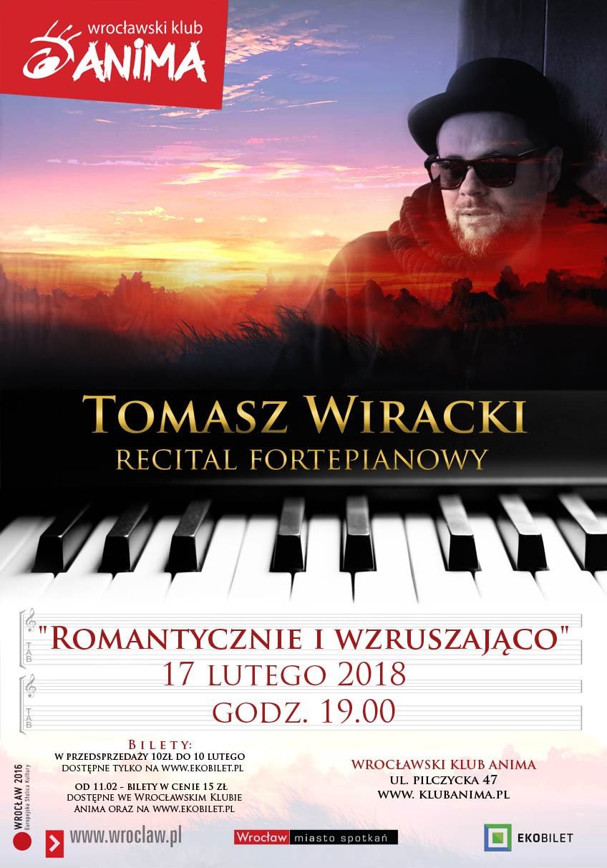 Tomasz Wiracki-recital walentynkowy