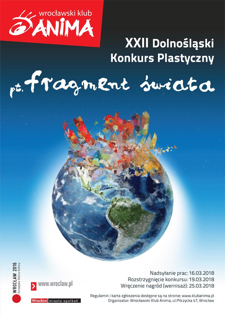 Lista laureatów  XXII Konkursu plastycznego