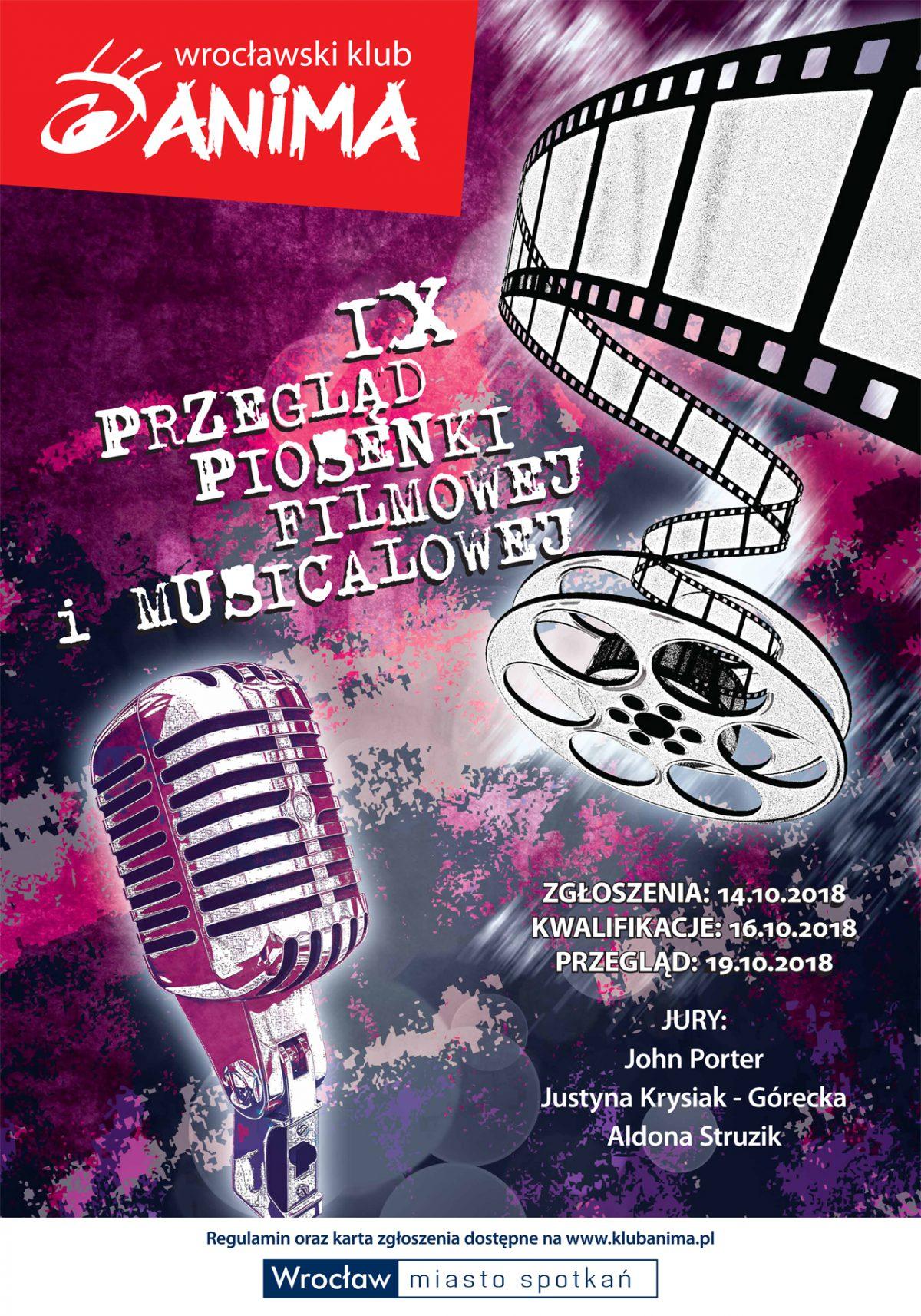 IX Przegląd piosenki filmowej i musicalowej