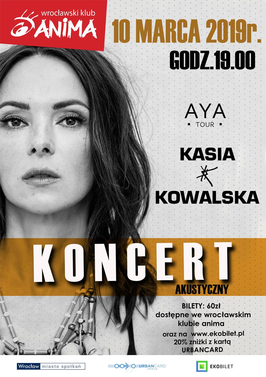 Kasia Kowalska – koncert WYPRZEDANY!