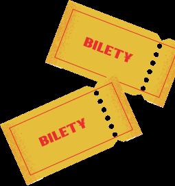 Informacje nt.zakupionych  biletów
