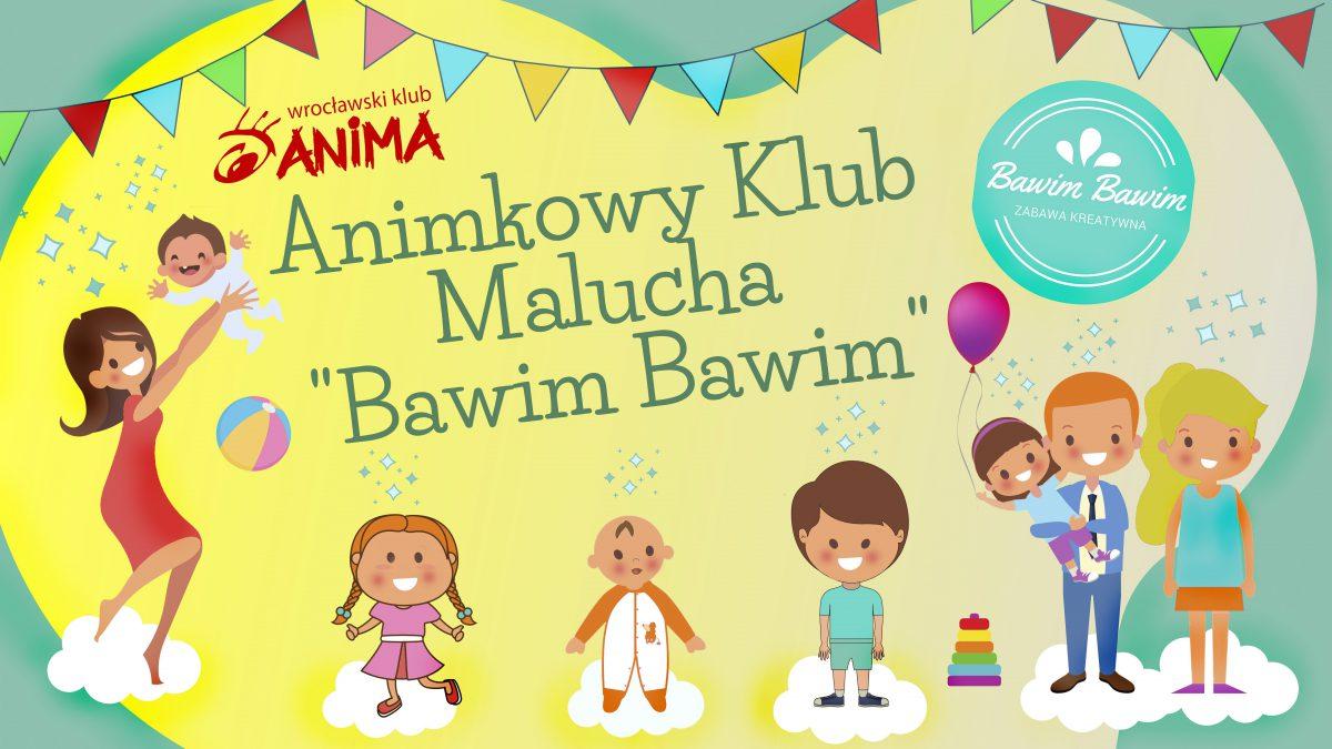 Animkowy Klub Malucha Bawim Bawim / zajęcia nr 2