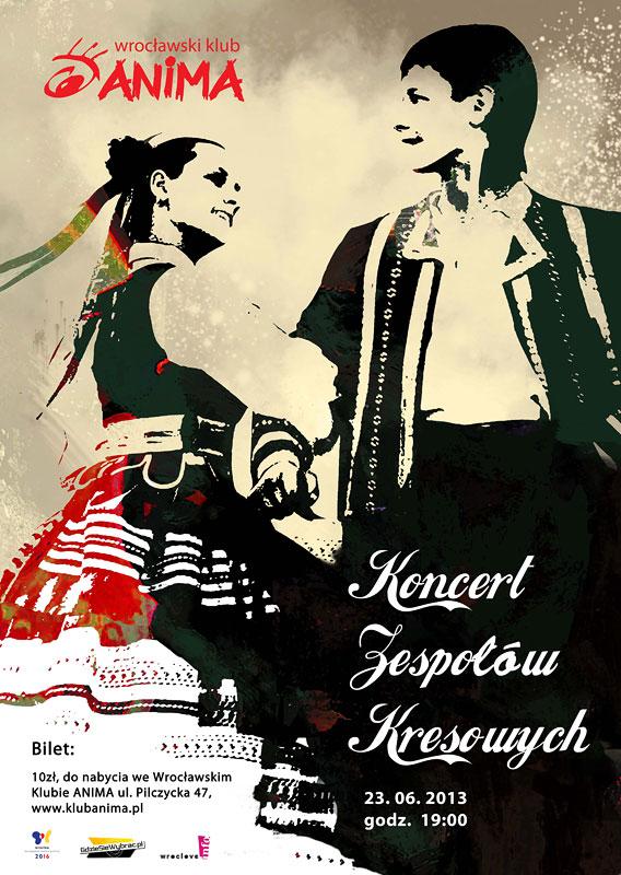 Koncert Zespołów Kresowych