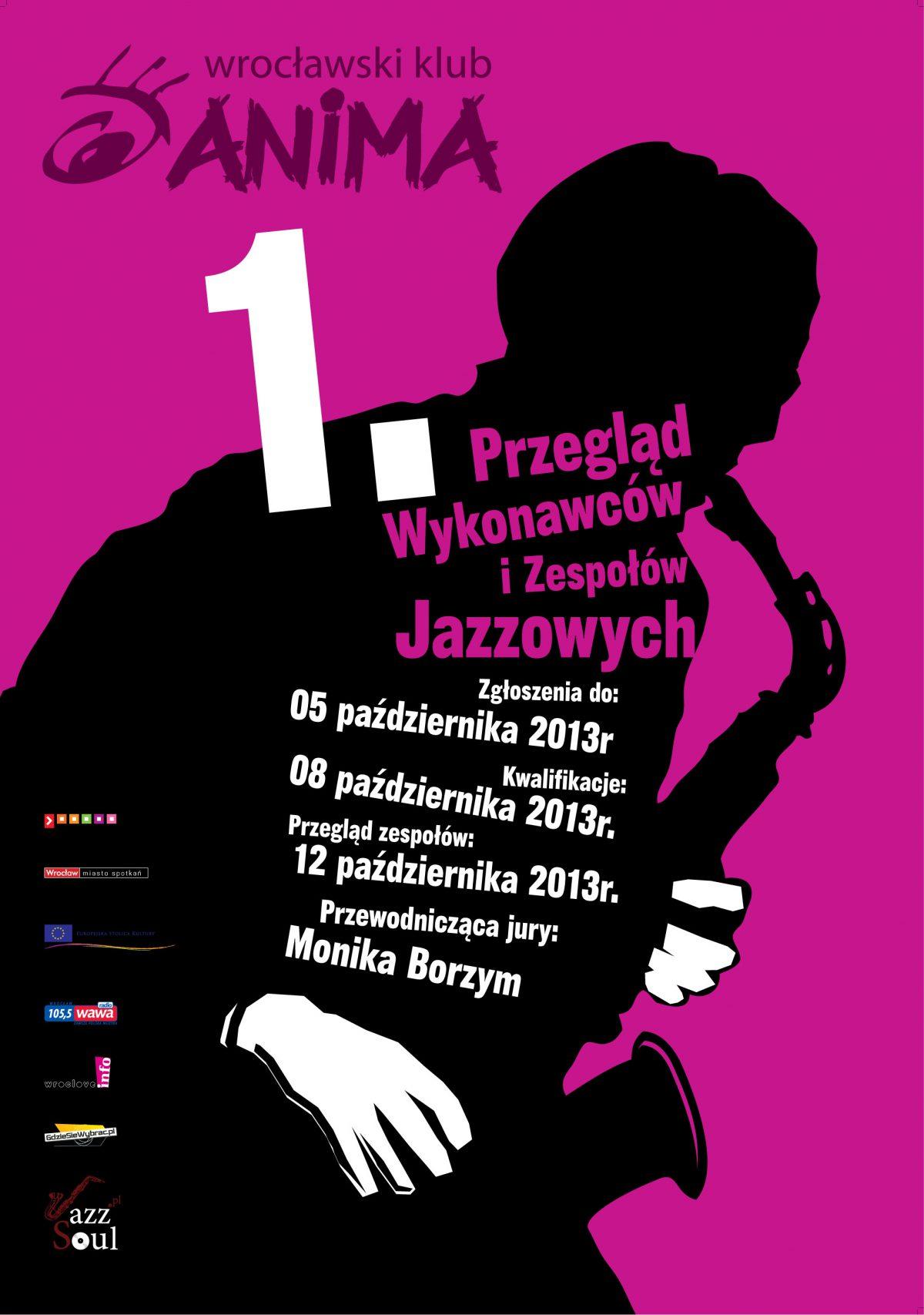I Przegląd Zespołów Jazzowych