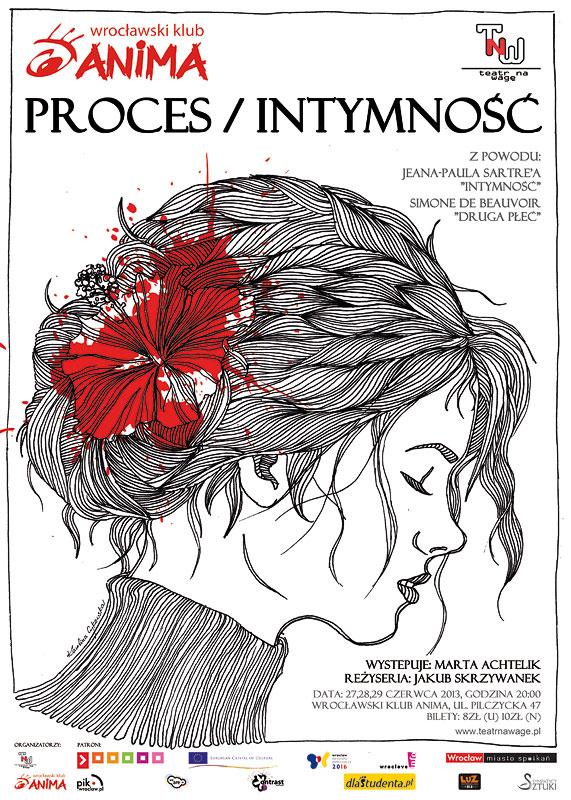 Spektakl Proces/Intymność