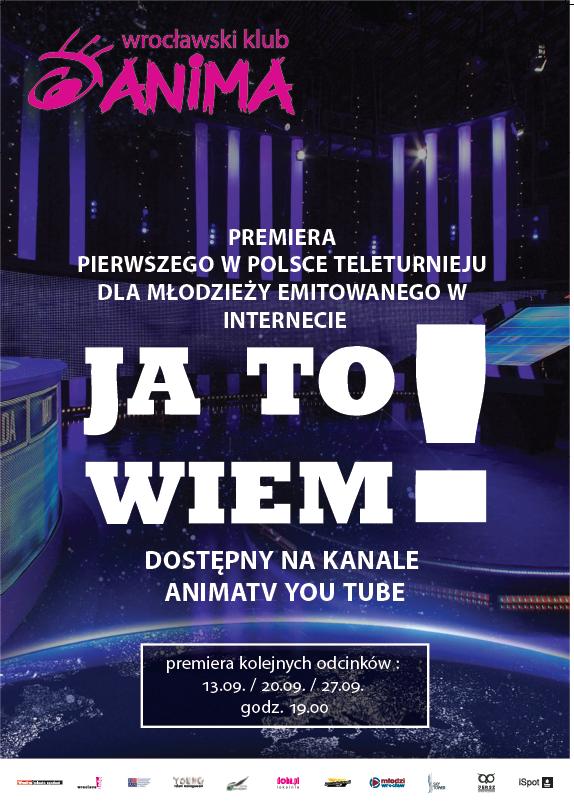 """""""JA TO WIEM"""" premiera finałowego odcinka!"""