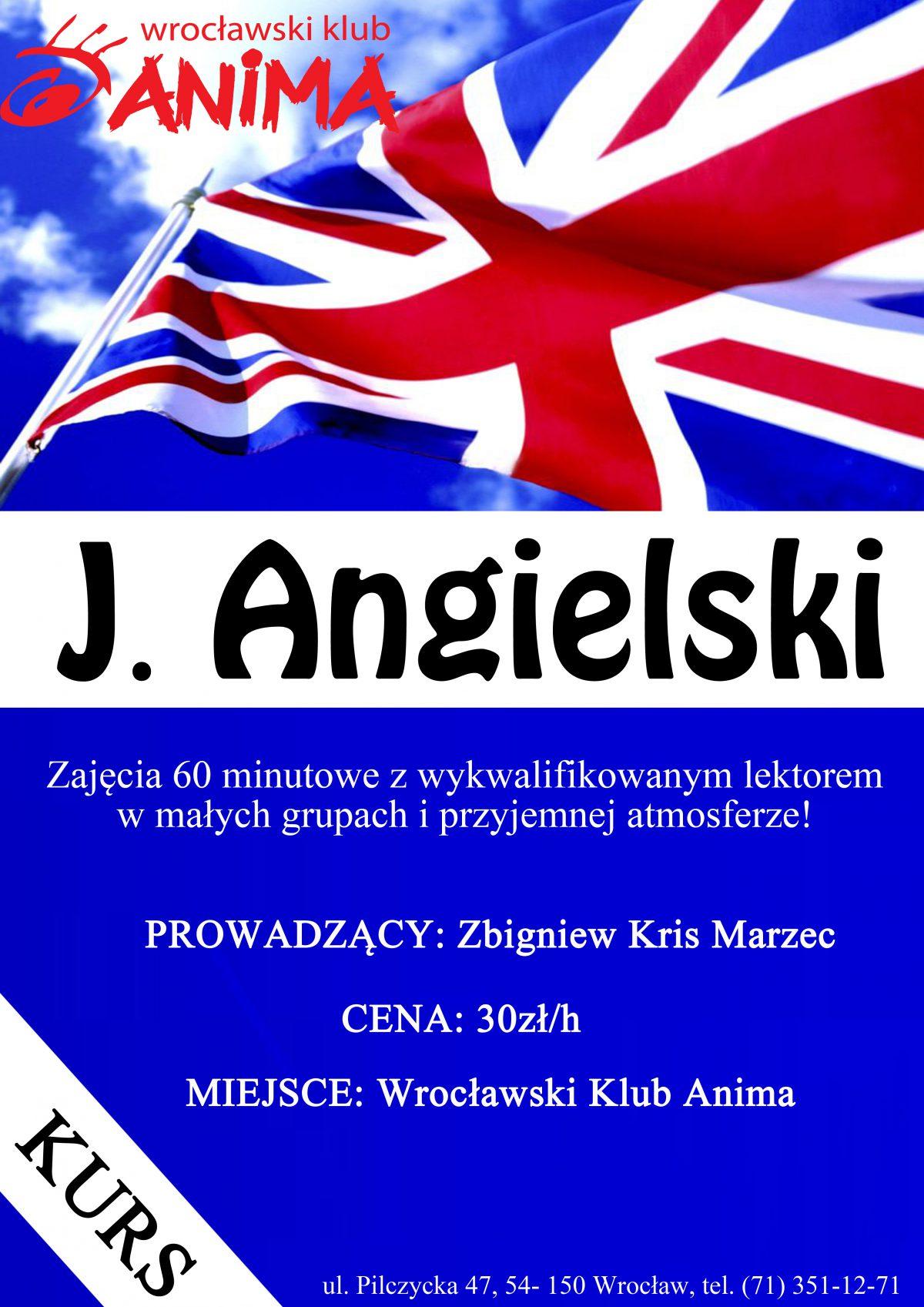 J.angielski dla każdego!