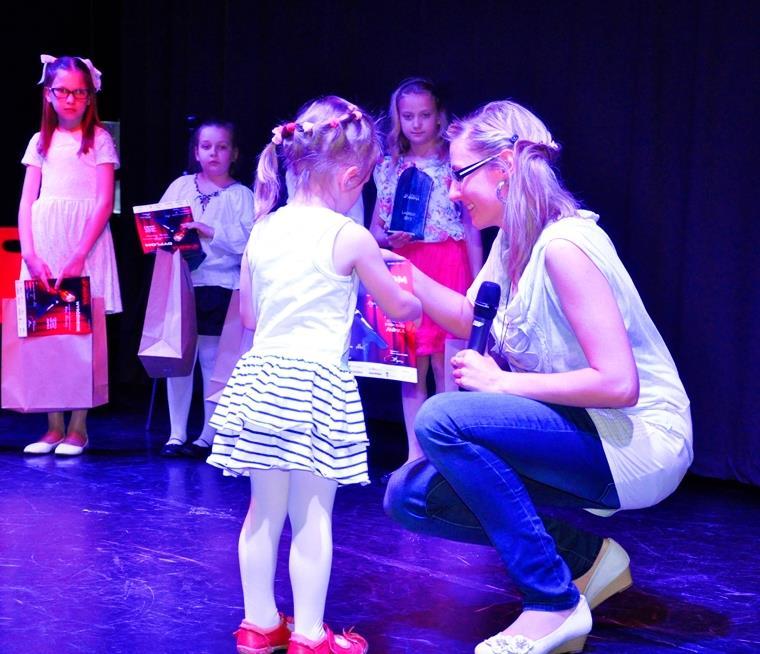 Laureaci Festiwalu Piosenki Dziecięcej