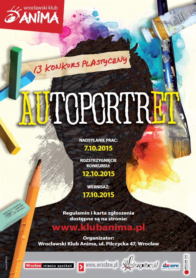 XIII konkurs plastyczny AUTOPORTRET