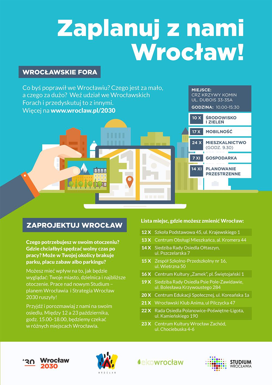 Zaplanuj z nami Wrocław- spotkanie