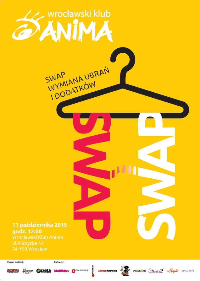 SWAP wymiana ubrań