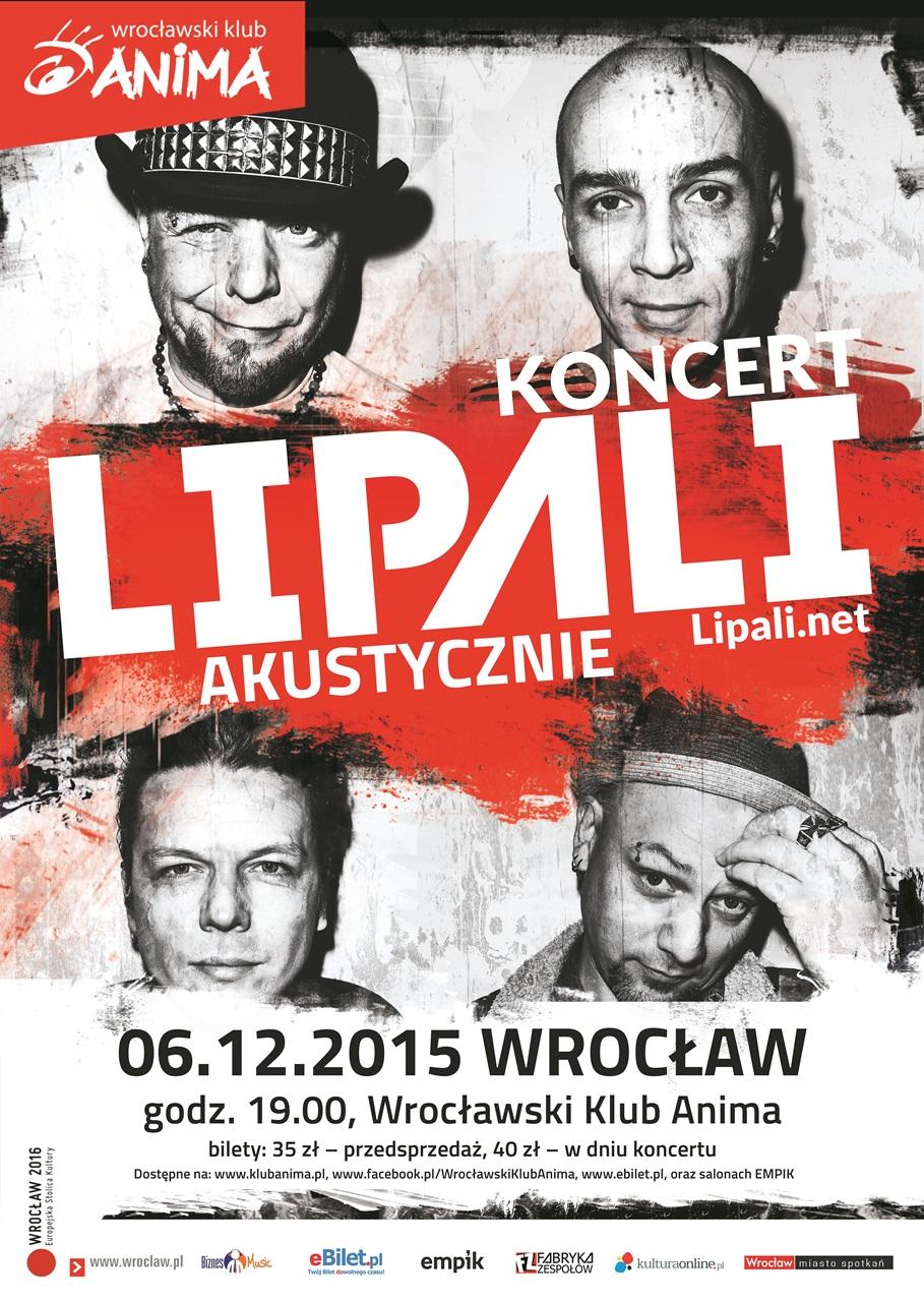 Akustyczny koncert LIPALI