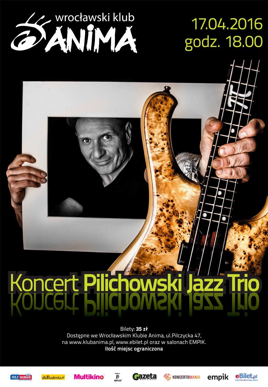 Koncert Wojtka Pilichowskiego