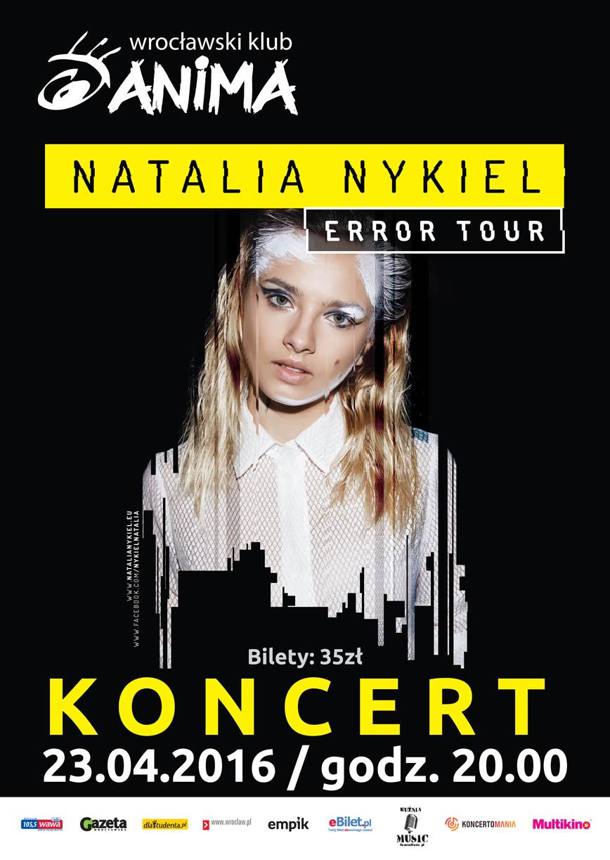 Koncert Natalii Nykiel