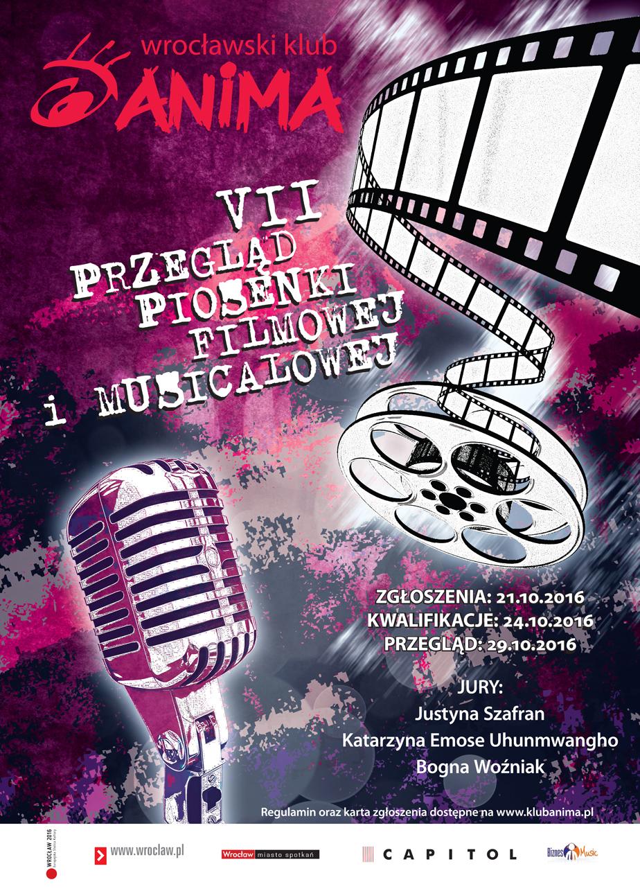 VII Przegląd piosenki filmowej i musicalowej
