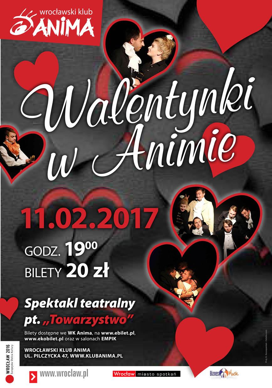 Walentynki w Animie- SPEKTAKL