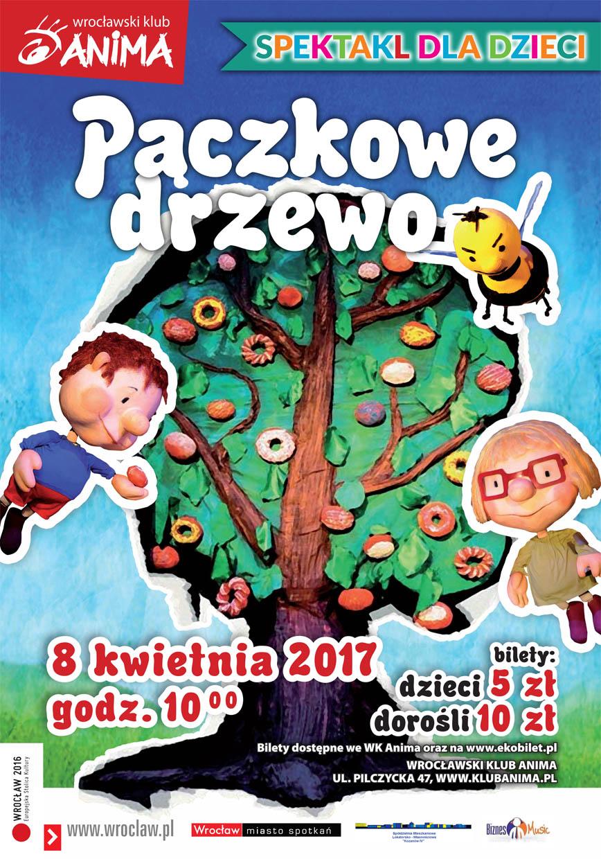 Pączkowe drzewo – spektakl dla dzieci