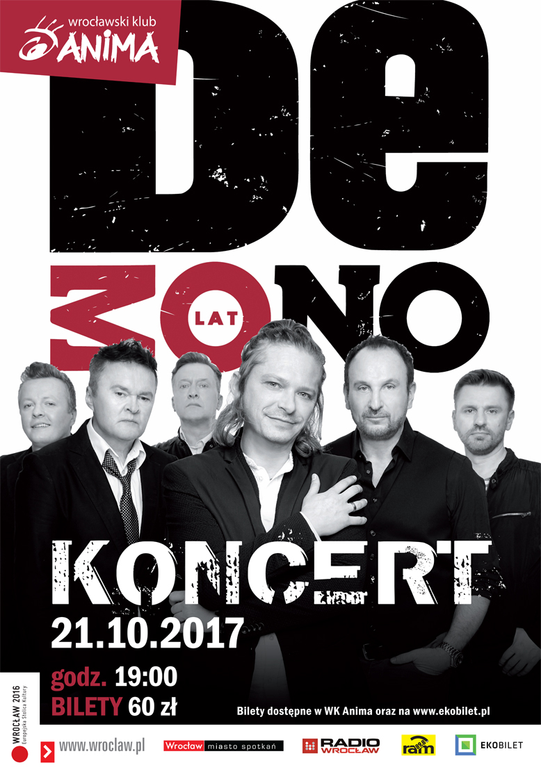 Akustyczny koncert DE MONO – 21.10.2017