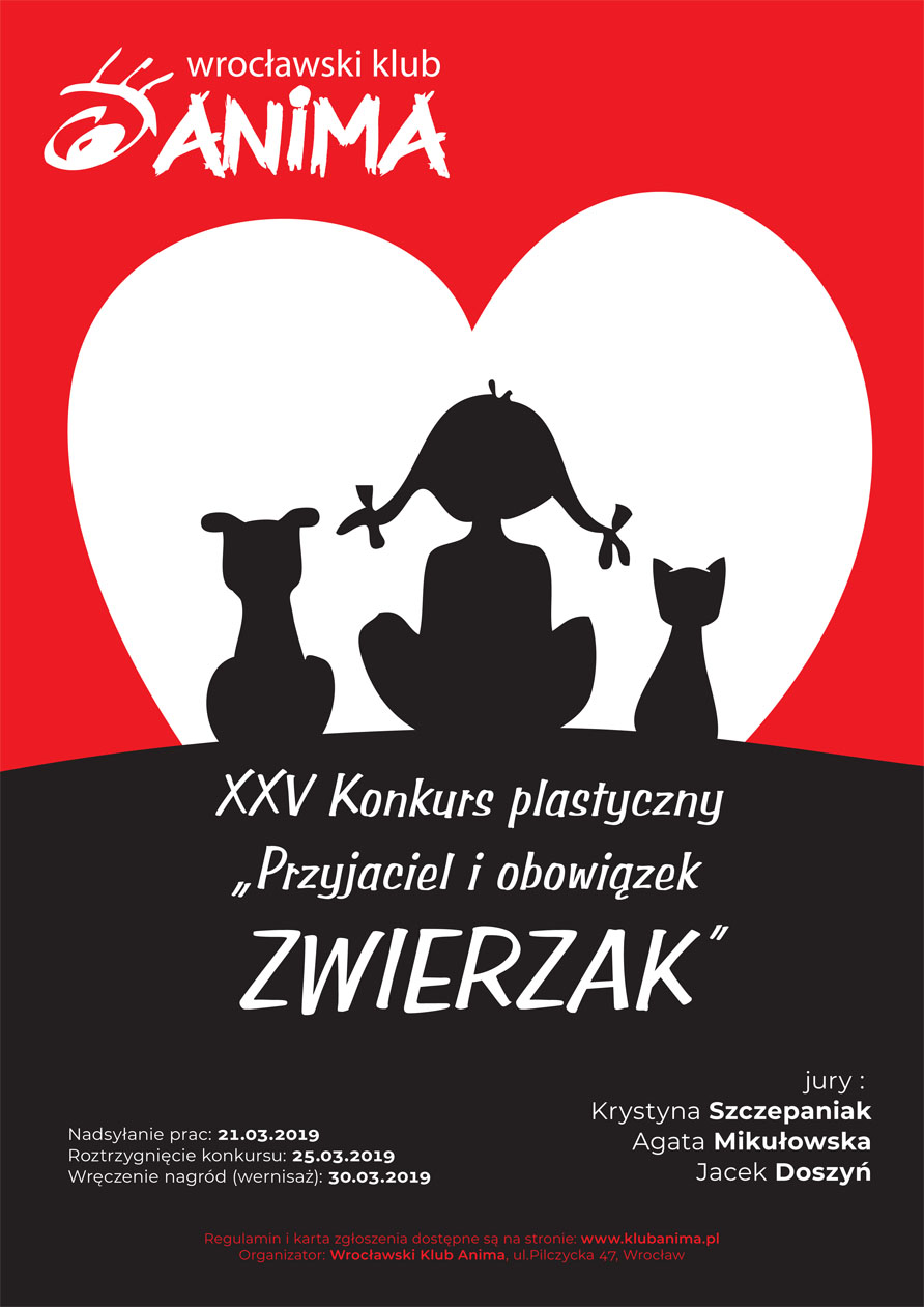 Laureaci XXV konkursu plastycznego dla dzieci
