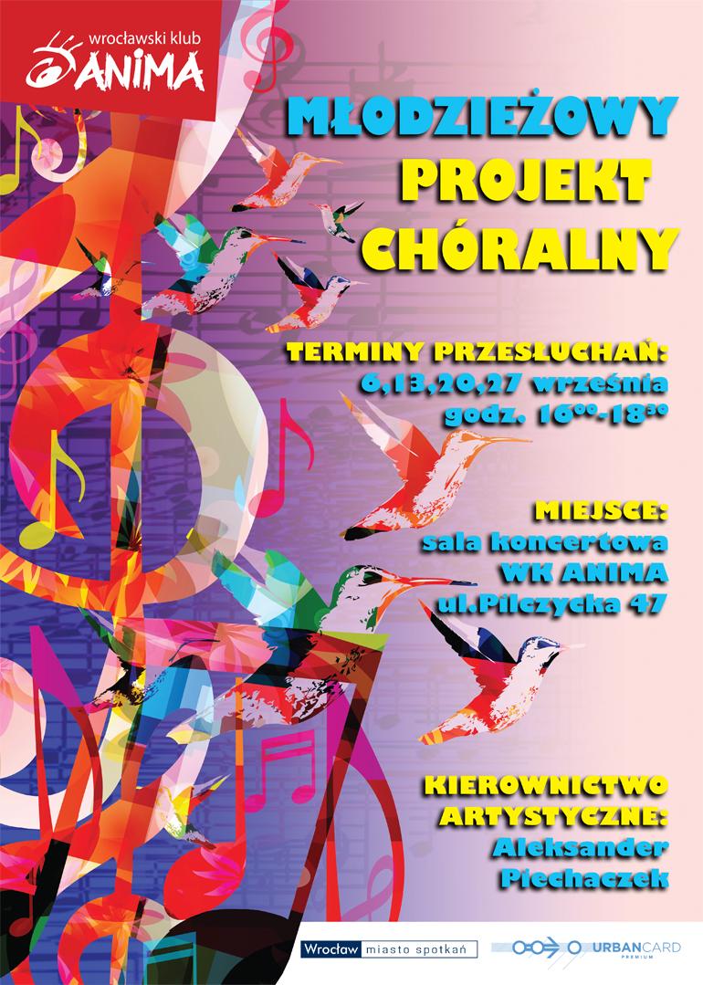 Młodzieżowy Projekt Chóralny
