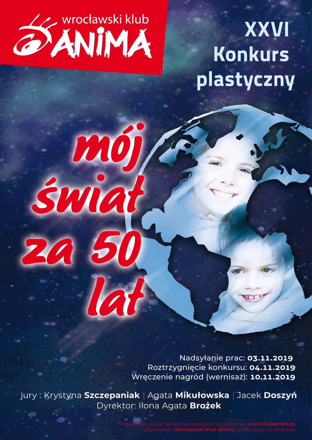 XXVI Konkurs Plastyczny Dla Dzieci – przedłużenie terminu!