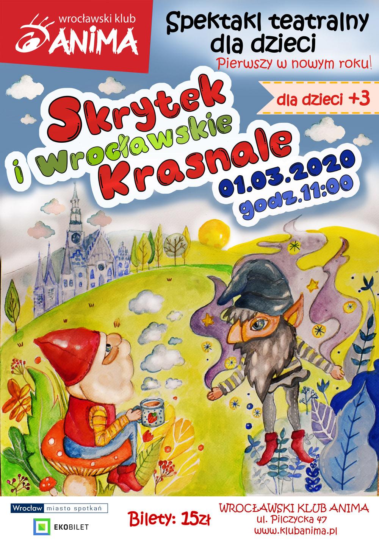 Skrytek i Wrocławskie Krasnale