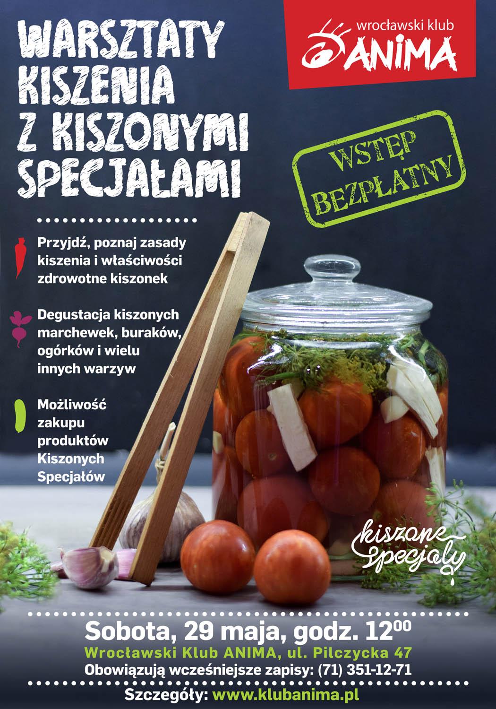 Warsztaty kiszenia warzyw