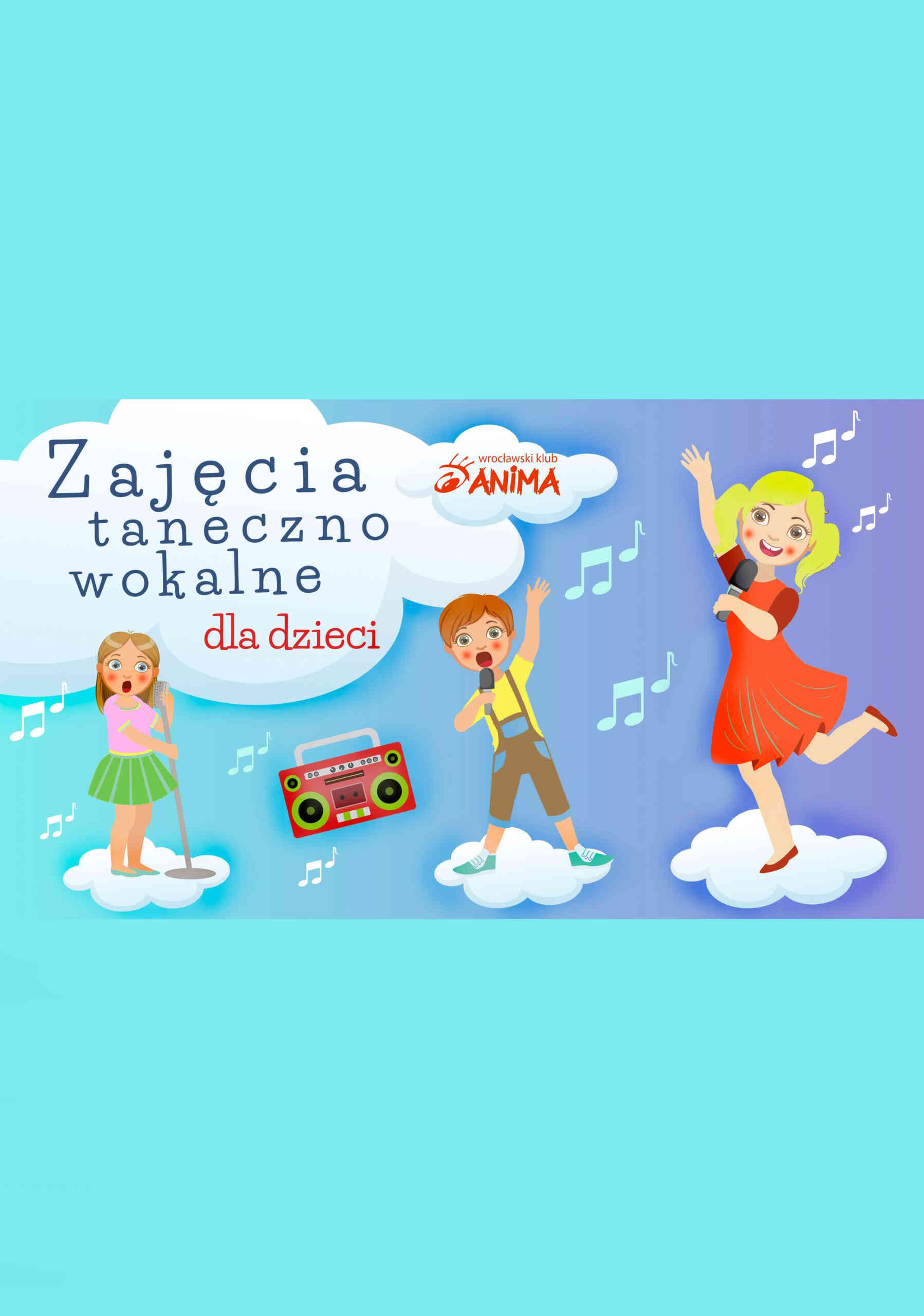 Startujemy z zajęciami taneczno-wokalnymi już od 4 października!