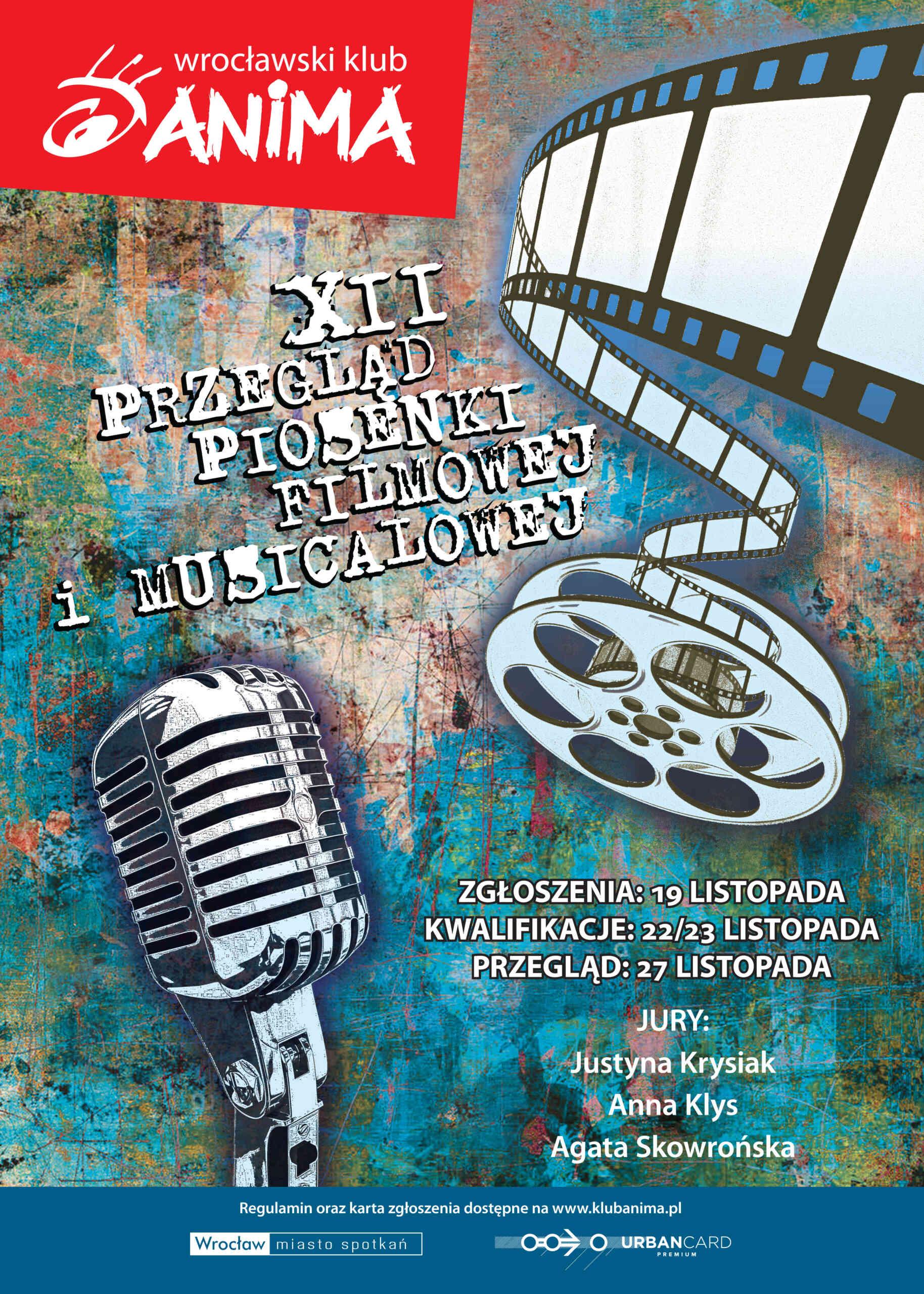 XII Przegląd Piosenki Filmowej i Musicalowej